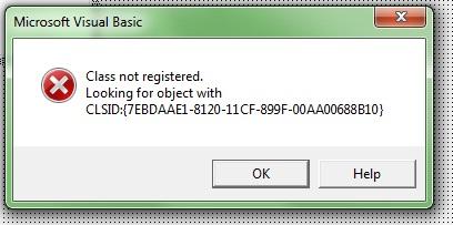 error 80040154